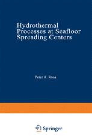 Hydrothermal Processes at Seafloor Spreading Centers