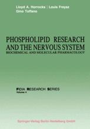 Phospholipid Research and the Nervous System