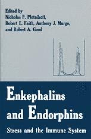 Enkephalins and Endorphins