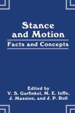 Stance and Motion