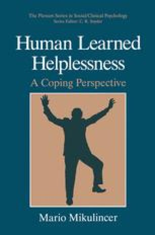 Human Learned Helplessness