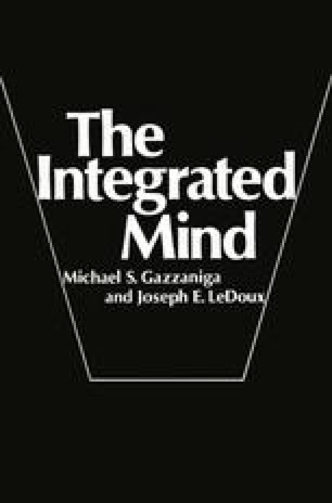 The Integrated Mind