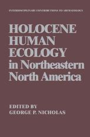 Holocene Human Ecology in Northeastern North America