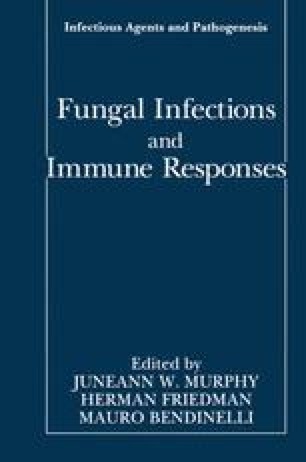 Fungal Infections and Immune Responses