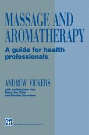 Massage and Aromatherapy