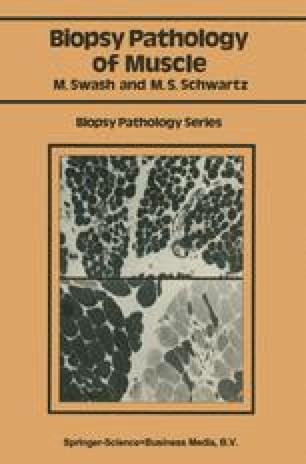 Biopsy Pathology of Muscle
