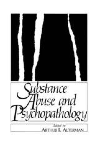 Substance Abuse and Psychopathology