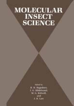Molecular Insect Science