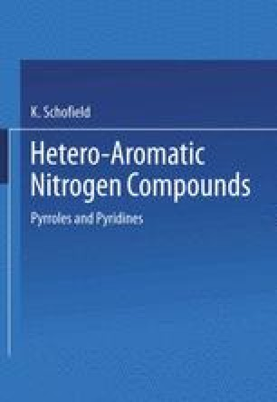 Hetero-Aromatic Nitrogen Compounds