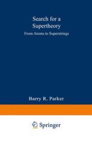 Search for a Supertheory