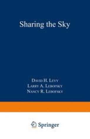 Sharing the Sky