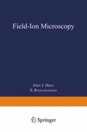 Field-Ion Microscopy