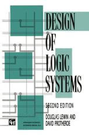Digital Circuit Testing And Design For Testability Springerlink