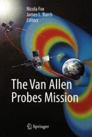 The Van Allen Probes Mission