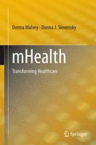 From Telemedicine to Telehealth to eHealth: Where Does mHealth Fit