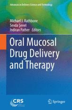 Overview of Oral Mucosal Delivery | SpringerLink