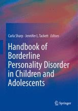 The Social–Cognitive Basis of BPD: A Theory of
