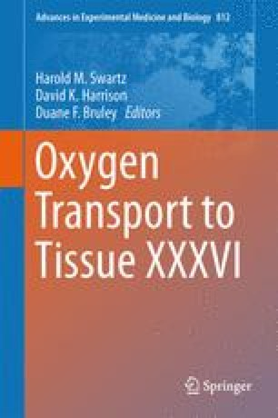 Oxygen Transport to Tissue XXXVI