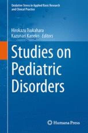 Studies on Pediatric Disorders
