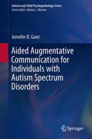 Aided Augmentative and Alternative Communication: An