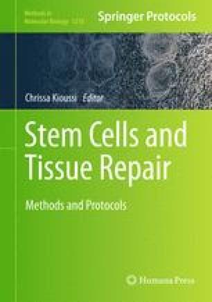 Stem Cells and Tissue Repair