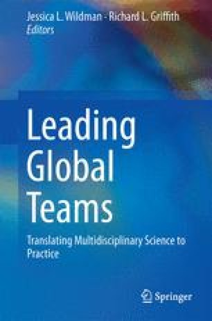 Team Training for Global Virtual Teams: Strategies for Success