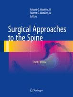 Surgical Approaches to the Spine