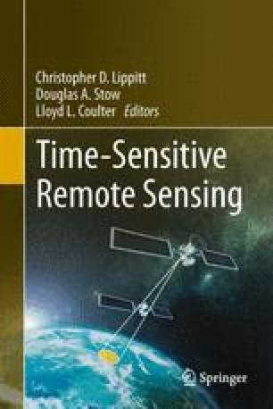 Time-Sensitive Remote Sensing
