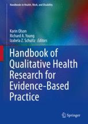 qualitative research in action a canadian primer