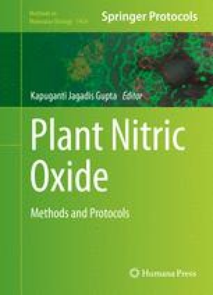 Plant Nitric Oxide