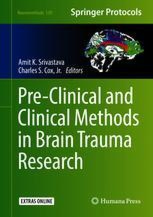 Advanced Neuroimaging Methods in Traumatic Brain Injury