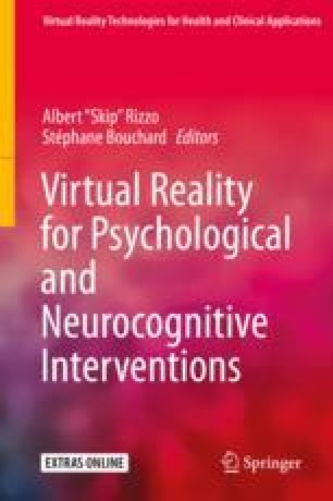 Virtual Environments for Substance Abuse Assessment and