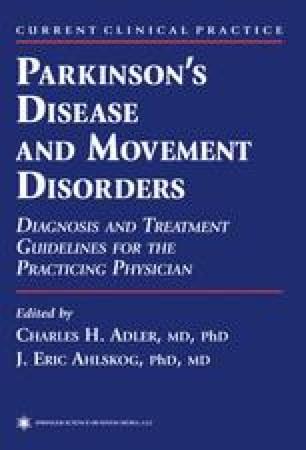 Motor Speech Disorders: Clues to Neurologic Diagnosis