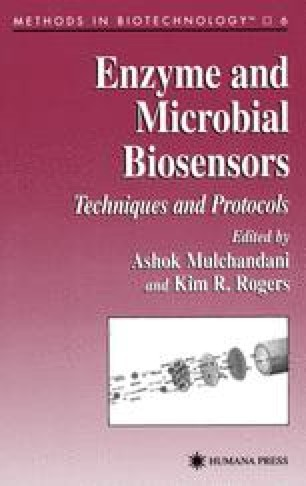 Enzyme and Microbial Biosensors