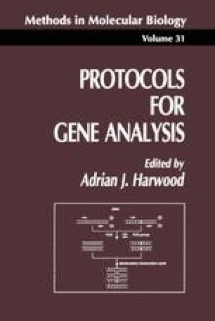 Protocols for Gene Analysis