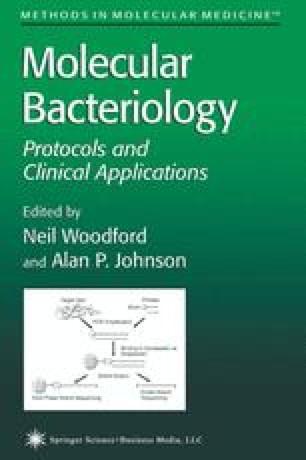 Molecular Bacteriology