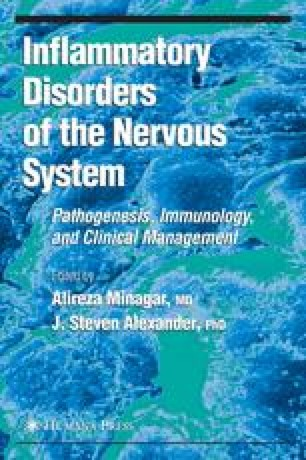 Inflammatory Disorders of the Nervous System
