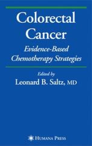 Colorectal Cancer Springerlink