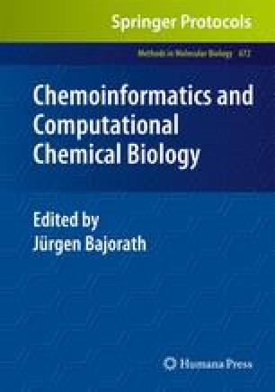 Chemoinformatics and Computational Chemical Biology