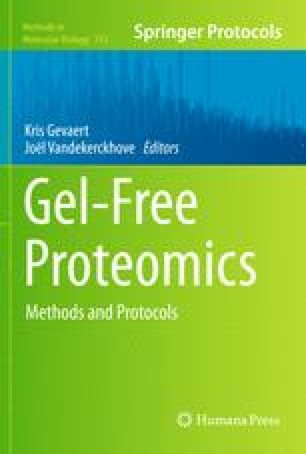 Gel-Free Proteomics