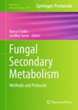 Fungal Secondary Metabolism