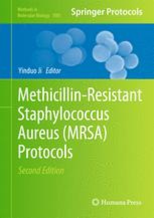 Treatment of Infections Due to Resistant Staphylococcus