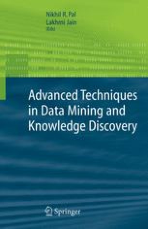 Trends in Data Mining and Knowledge Discovery | SpringerLink