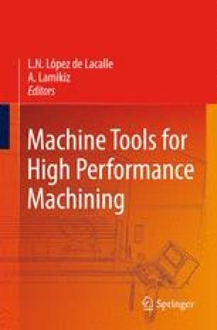 Machine Tool Spindles Springerlink