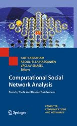 Computational Social Network Analysis