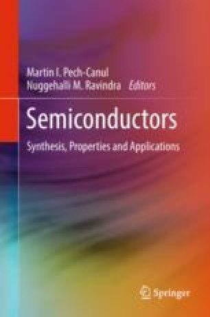 List of semiconductor materials