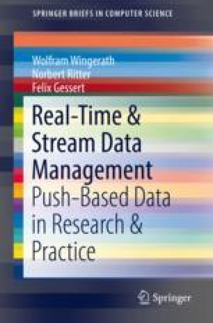 Real-Time Databases | SpringerLink