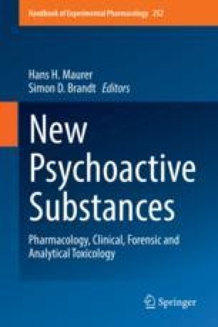Phencyclidine-Based New Psychoactive Substances | SpringerLink