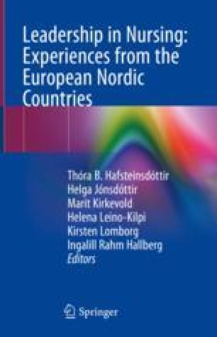 The State of Nursing Science in Denmark   SpringerLink