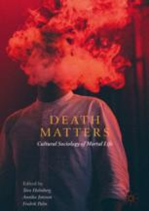 Mortality and Culture: Do Death Matters Matter? | SpringerLink